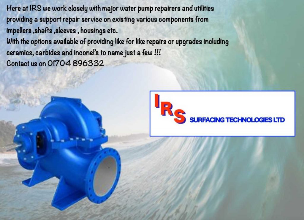Water Pump Repairs and Utilities